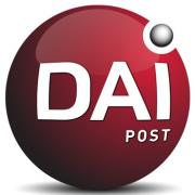 Відстежити посилку DAI Post