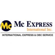 Відстежити посилку MC Express International